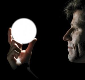 Man-light-bulb