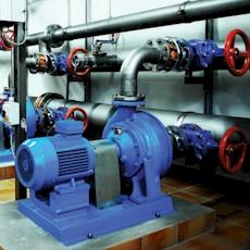 Danfoss VLT AQUA Drive pump control